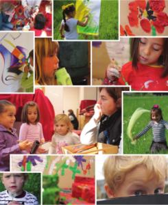 Kinder und Kunst