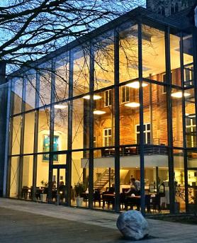 HNBM Wintergarten / Foto: Manfred Vellmer